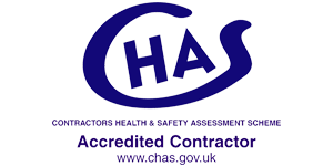 Chas Mark Logo
