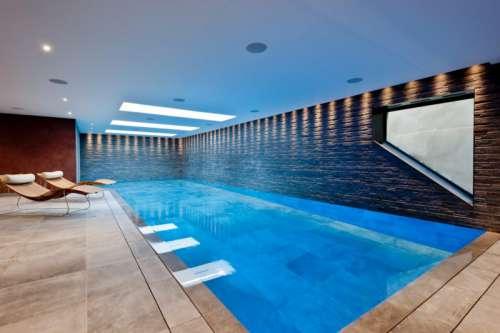 Tonbridge Wells Basement Swimming Pool